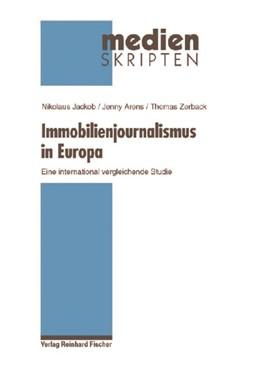 Abbildung von Jackob / Arens / Zerback | Immobilienjournalismus in Europa | 2009 | Eine international vergleichen... | 52