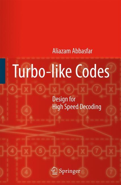 Turbo-like Codes | Abbasfar, 2007 | Buch (Cover)