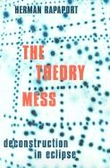 Abbildung von Rapaport | The Theory Mess | 2001