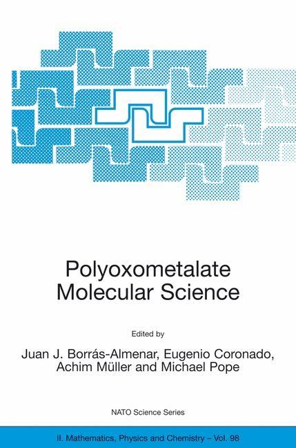 Abbildung von Borrás-Almenar / Coronado / Müller / Pope | Polyoxometalate Molecular Science | 2003
