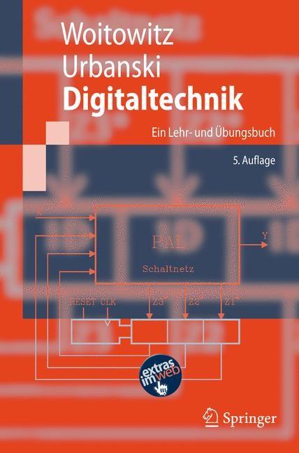 Abbildung von Woitowitz / Urbanski | Digitaltechnik | 5., neu bearb. u. erw. Aufl. | 2007