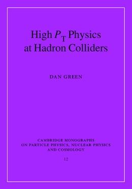 Abbildung von Green   High Pt Physics at Hadron Colliders   2004   22