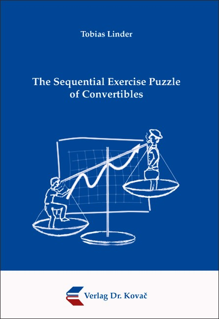 The Sequential Exercise Puzzle of Convertibles | Linder, 2007 | Buch (Cover)
