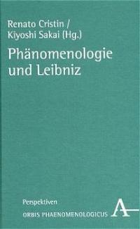 Abbildung von Cristin / Sakai | Phänomenologie und Leibniz | 2000