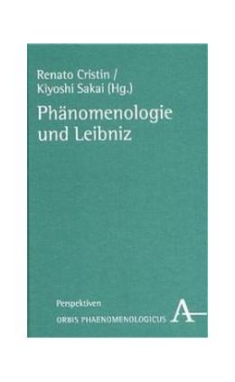 Abbildung von Cristin / Sakai | Phänomenologie und Leibniz | 2000 | 2