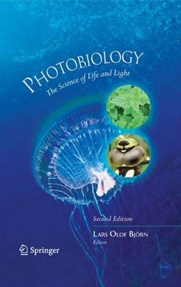 Abbildung von Björn | Photobiology | 2007 | The Science of Life and Light