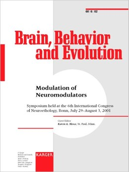 Abbildung von Mesce | Modulation of Neuromodulators | 2003 | Symposium held at the 6th Inte...