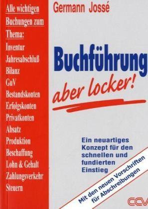 Buchführung - aber locker! | Jossé, 2014 | Buch (Cover)