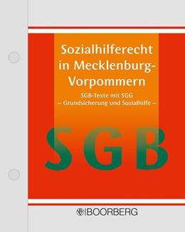 Abbildung von Sozialhilferecht in Mecklenburg-Vorpommern | 1. Auflage | 2020 | beck-shop.de