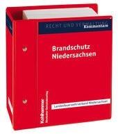 Abbildung von Rösner | Brandschutz Niedersachsen | Loseblattwerk mit 22. Aktualisierung | 2017