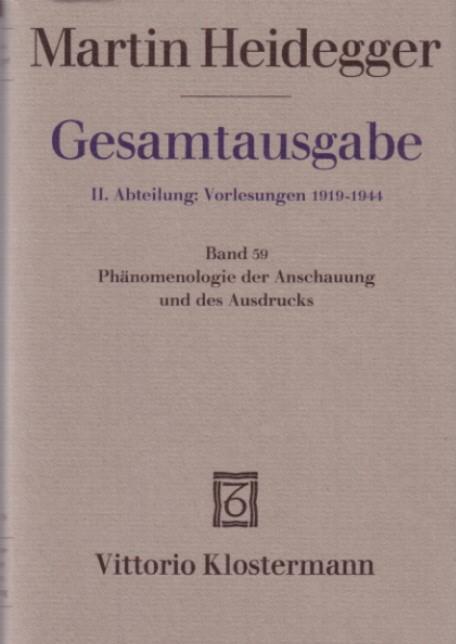 Abbildung von Heidegger / Strube | Martin Heidegger Gesamtausgabe | 2., durchgesehene Auflage 2007 | 2007