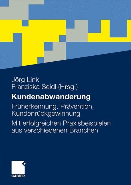 Kundenabwanderung | Link / Seidl | 2009, 2009 | Buch (Cover)