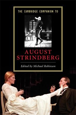 Abbildung von Robinson | The Cambridge Companion to August Strindberg | 2009