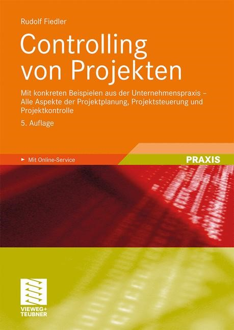 Abbildung von Fiedler | Controlling von Projekten | erweitert | 2009