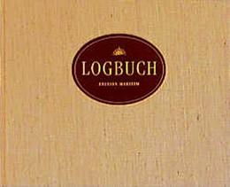 Abbildung von Mertes   Logbuch (Segeltuch-Ausgabe)   1. Auflage   2001   beck-shop.de