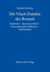Die Vlach-Dialekte des Romani | Boretzky, 2002 | Buch (Cover)