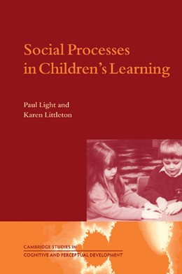 Abbildung von Light / Littleton | Social Processes in Children's Learning | 1. Auflage | 2000 | 4 | beck-shop.de