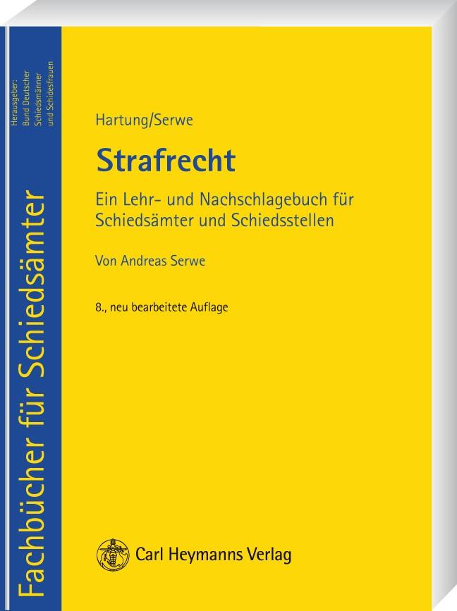 Abbildung von Strafrecht | 8., überarb. Aufl. | 2007