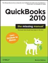 Abbildung von Bonnie Biafore   QuickBooks 2010: The Missing Manual   2009