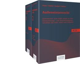 Abbildung von Haun / Kahle | Außensteuergesetz • Loseblatt | 1. Auflage | 2018 | beck-shop.de