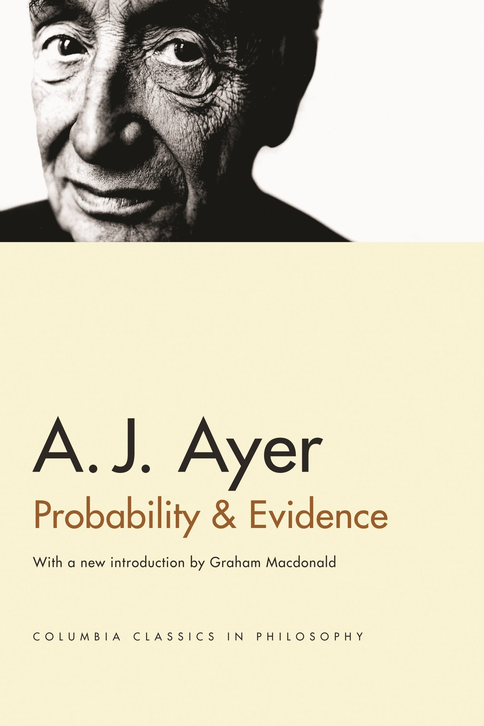 Abbildung von Ayer | Probability and Evidence | Columbia Classics edition | 2005