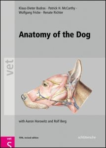 Abbildung von Budras / McCarthy / Fricke   Anatomy of the Dog   5th ed.   2007