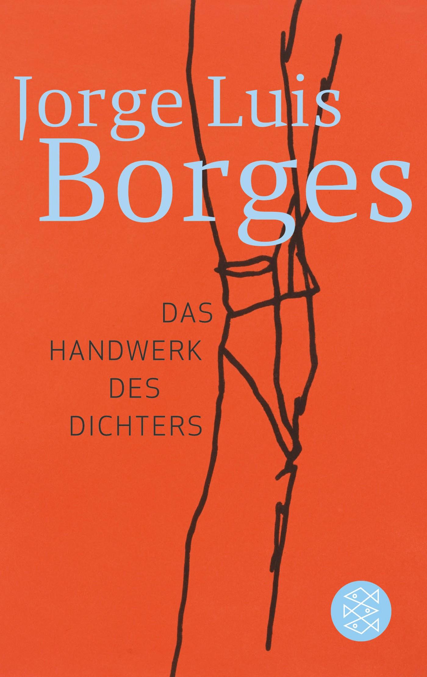 Das Handwerk des Dichters | Borges, 2008 | Buch (Cover)