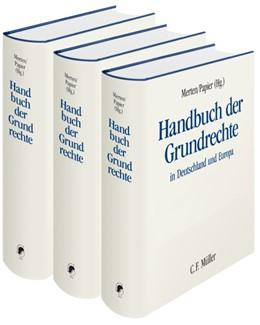 Abbildung von Merten / Papier (Hrsg.) | Handbuch der Grundrechte in Deutschland und Europa | | Gesamtwerk in 12 (Teil-)Bänden