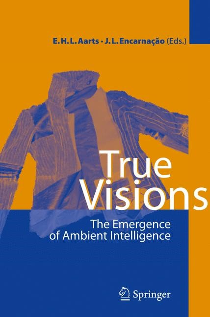 True Visions | Aarts / Encarnação | 1st ed. 2006. 2nd printing, 2008 | Buch (Cover)