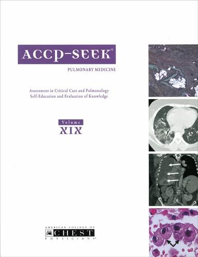 ACCP-SEEK, 2009 | Buch (Cover)