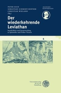 Abbildung von Eich / Schmidt-Hofner / Wieland | Der wiederkehrende Leviathan | 2011
