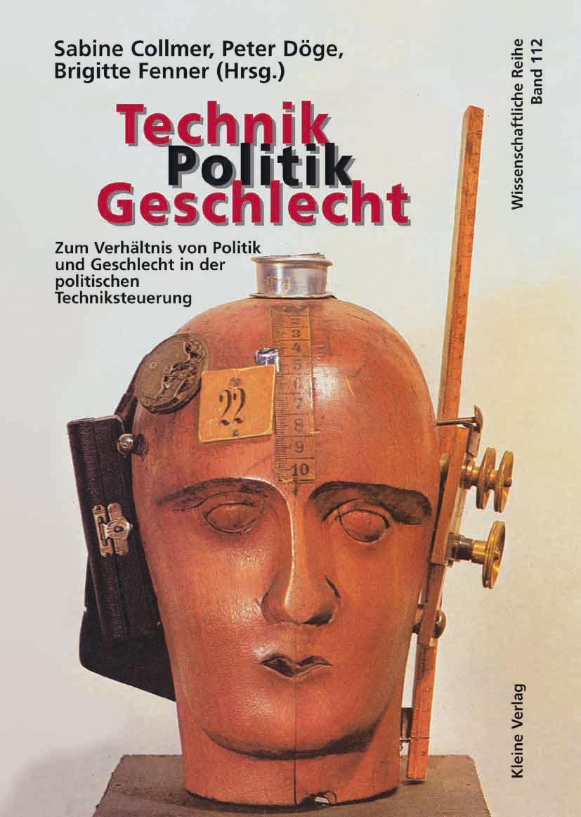 Technik - Politik - Geschlecht | Collmer / Döge / Fenner, 1999 | Buch (Cover)