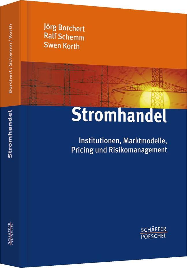 Stromhandel   Borchert / Schemm / Korth, 2006   Buch (Cover)