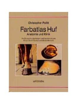 Abbildung von Pollitt | Farbatlas Huf | 1999 | Anatomie und Klinik