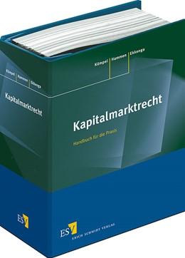 Abbildung von Kümpel / Hammen   Kapitalmarktrecht • mit Aktualisierungsservice   1. Auflage   2019   beck-shop.de