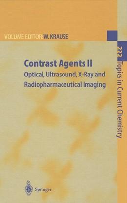 Abbildung von Krause | Contrast Agents II | 2002 | Optical, Ultrasound, X-Ray and... | 222
