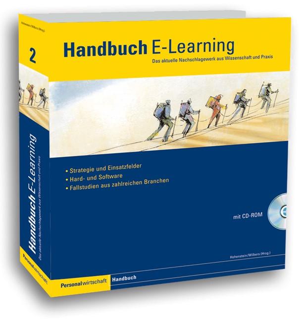 Handbuch E-Learning | Hohenstein / Wilbers (Hrsg.) | Loseblattwerk mit 66. Aktualisierung, 2010 (Cover)