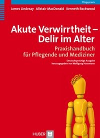 Akute Verwirrtheit - Delir im Alter | Lindesay / Hasemann / MacDonald, 2009 | Buch (Cover)