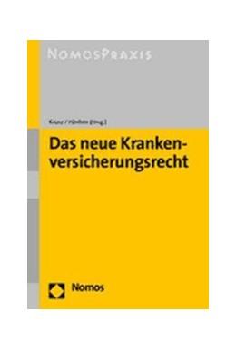 Abbildung von Kruse / Hänlein | Das neue Krankenversicherungsrecht | 2004