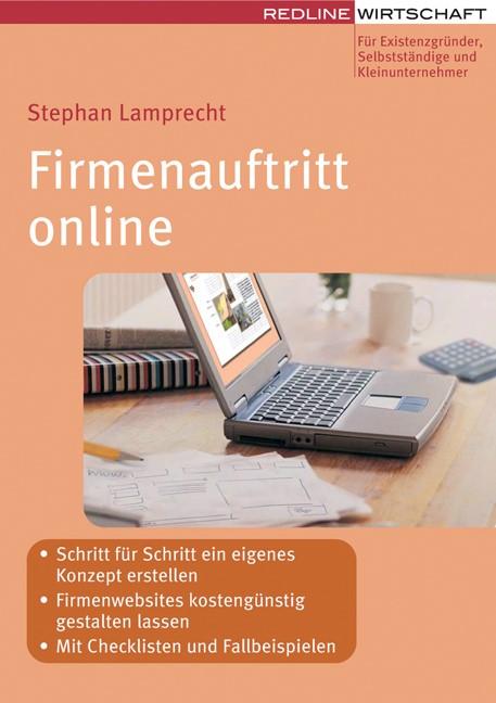 Abbildung von Lamprecht | Firmenauftritt online | 2007