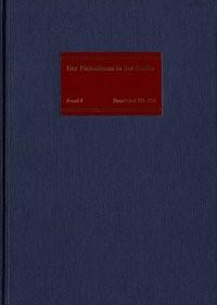 Die philosophische Lehre des Platonismus [1] | Dörrie / Baltes / Pietsch, 1996 | Buch (Cover)