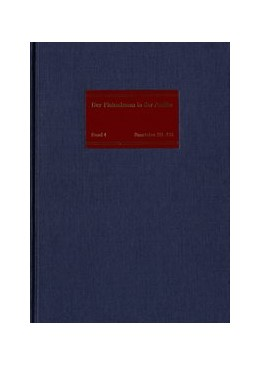 Abbildung von Dörrie / Baltes / Pietsch   Die philosophische Lehre des Platonismus [1]   1996   Einige grundlegende Axiome /Pl...