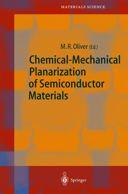 Abbildung von Oliver | Chemical-Mechanical Planarization of Semiconductor Materials | 2004