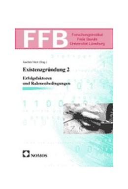 Abbildung von Merz | Existenzgründung 2 | 2001 | Erfolgsfaktoren und Rahmenbedi... | 12