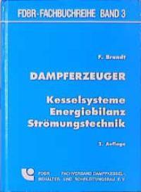 Dampferzeuger | Brandt, 1999 | Buch (Cover)