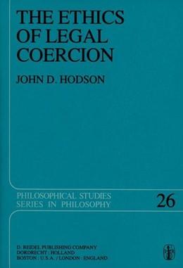 Abbildung von Hodson | The Ethics of Legal Coercion | 1983 | 26