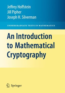 Abbildung von Hoffstein / Pipher / Silverman | An Introduction to Mathematical Cryptography | 2008