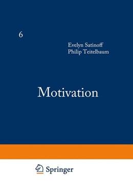Abbildung von Satinoff / Teitelbaum | Motivation | 1983