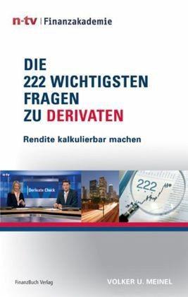Abbildung von Meinel   Die 222 wichtigsten Fragen zu Derivaten   2007