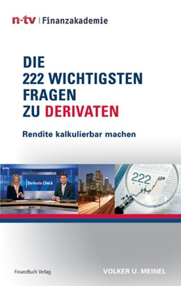 Abbildung von Meinel | Die 222 wichtigsten Fragen zu Derivaten | 2007 | Notwendiges Praxiswissen für d...